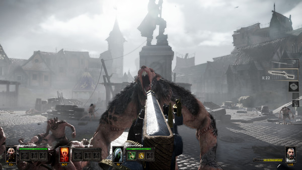 скриншот Warhammer: End Times - Vermintide Last Stand 0