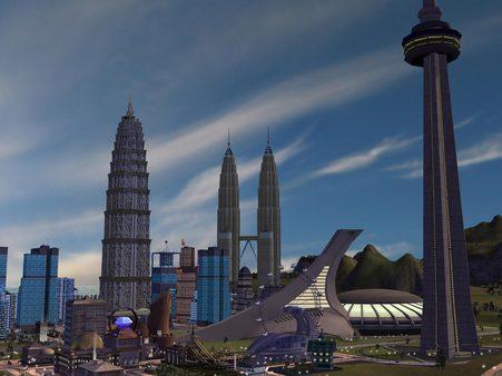 Скриншот из City Life Deluxe