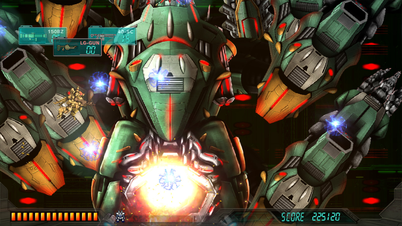 Assault Suit Leynos Screenshot 3