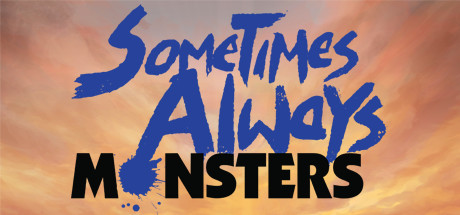 Sometimes Always Monsters Capa