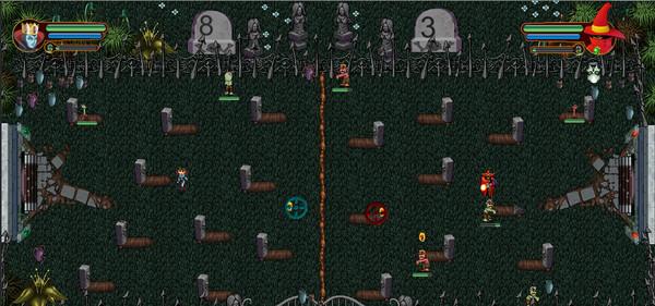 скриншот Quest of Souls 1