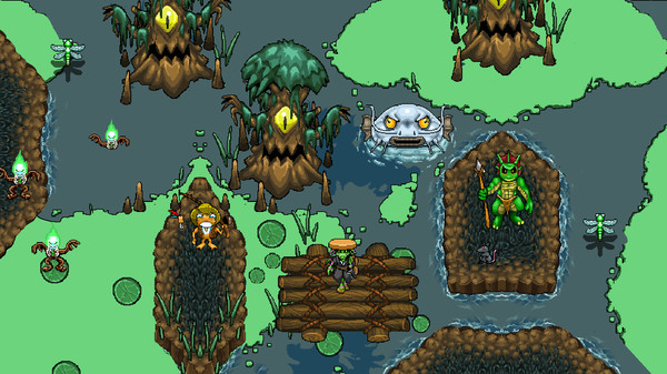 скриншот Quest of Souls 2