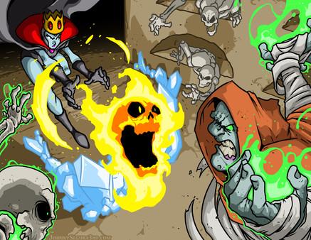 скриншот Quest of Souls 3
