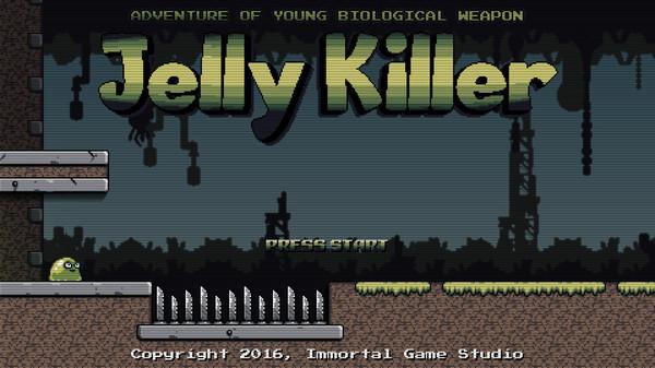 Screenshot of Jelly Killer