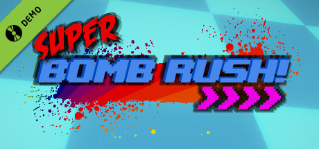 Super Bomb Rush! Demo on Steam