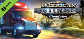 American Truck Simulator Demo cover art