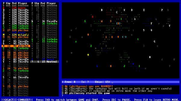 скриншот Galcon Fusion 1