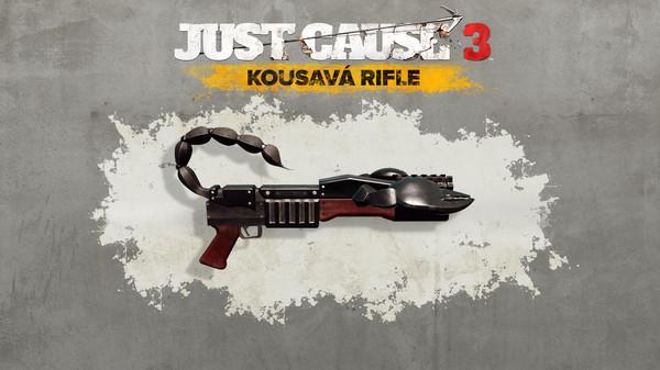 Just Cause™ 3 DLC: Kousavá Rifle