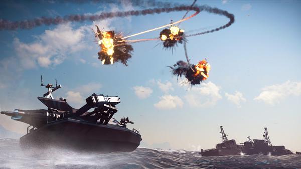 Just Cause™ 3 DLC: Bavarium Sea Heist Pack