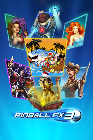 Pinball FX3 poster image on Steam Backlog