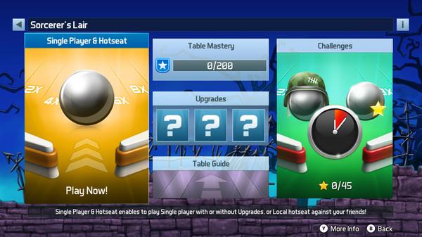 Screenshot of Pinball FX3