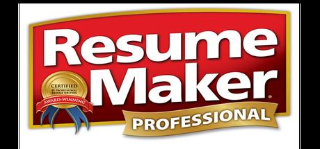 resumemaker professional deluxe on steam