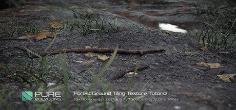 Forest Ground Tiling Texture Tutorial on Steam