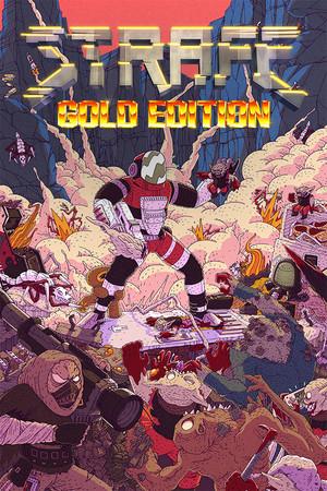 STRAFE: Gold Edition poster image on Steam Backlog