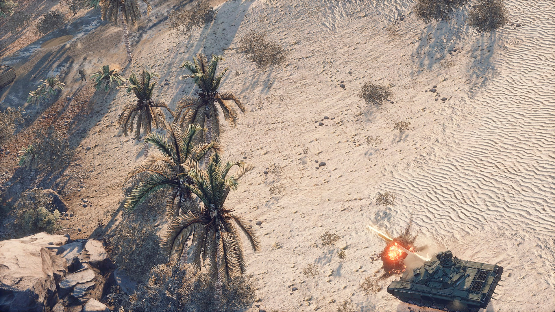 Armored Warfare screenshot
