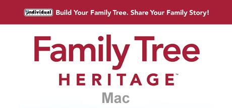 Family Tree Heritage Platinum 9 - Mac on Steam