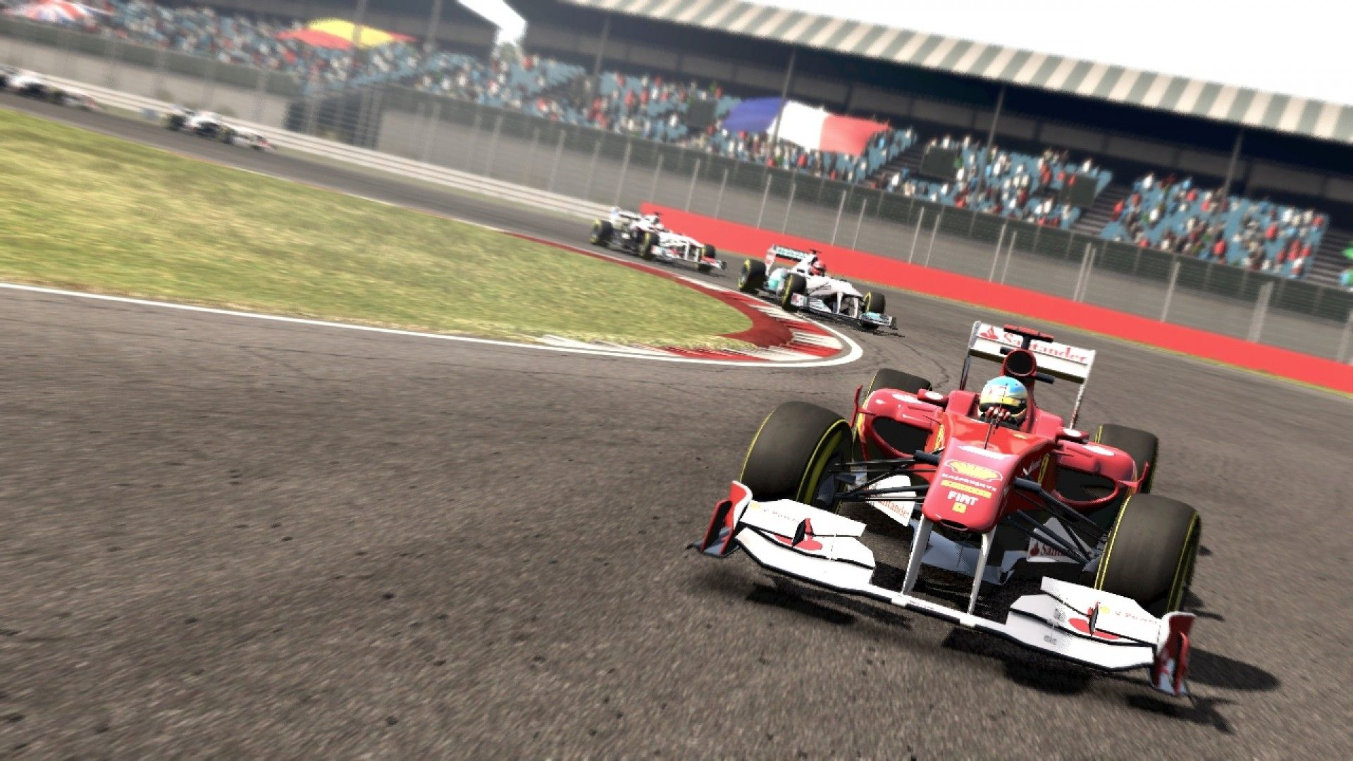 f1 2011 on steam rh store steampowered com F1 Driving F1 Driving