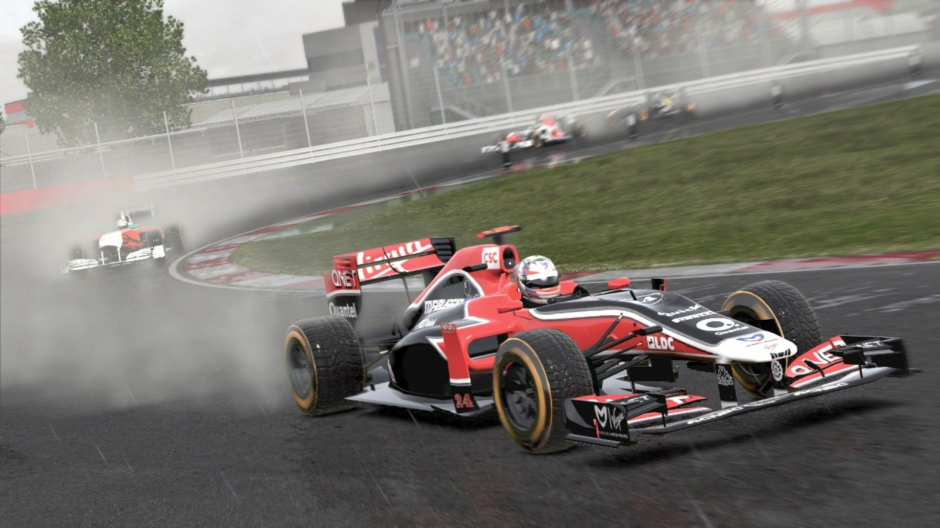 f1 2011 on steam rh store steampowered com F1 Helmet F1 Seating Position