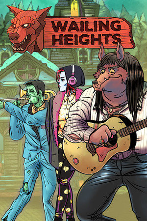 Wailing Heights poster image on Steam Backlog