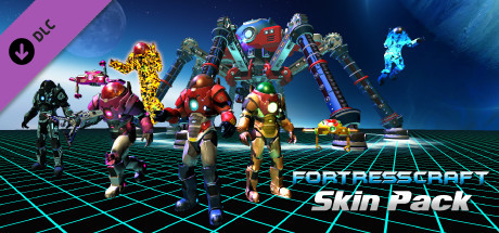 FortressCraft Evolved: Skin Pack #1 on Steam