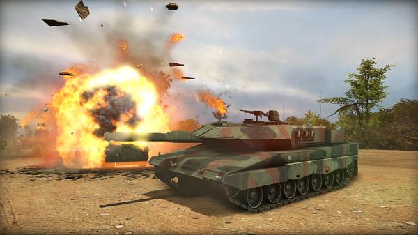 скриншот Wargame Red Dragon - Nation Pack: Netherlands 0
