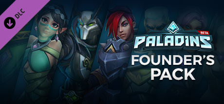 Paladins Founder's Pack on Steam