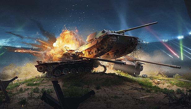 World Of Tanks Blitz On The Mac App Store – Fondos de Pantalla