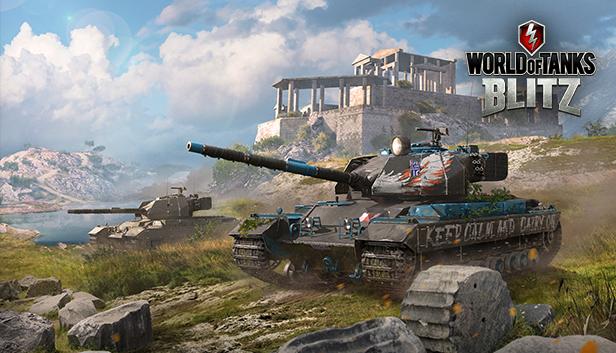 World of tanks blitz - grand pack