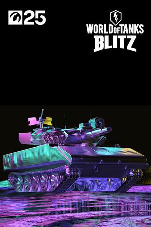 World of Tanks Blitz poster image on Steam Backlog