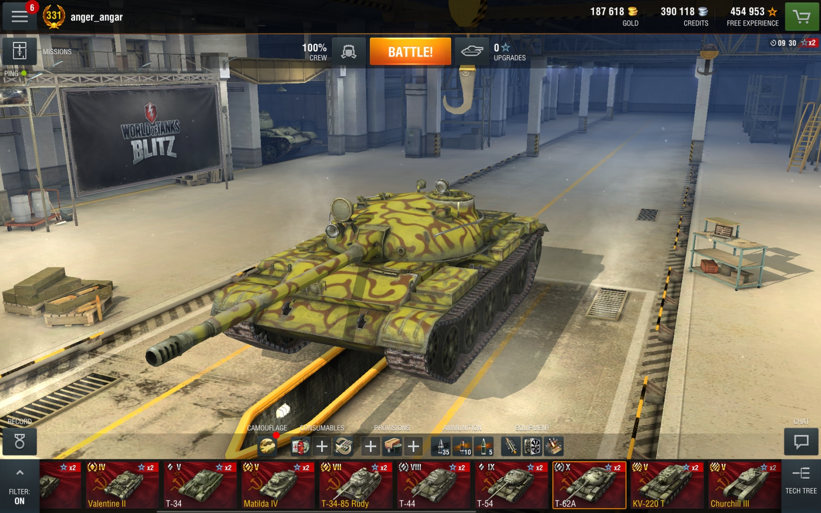 World of Tanks Blitz System Requirements - Can I Run It
