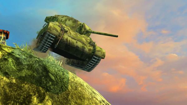World of Tanks Blitz MMO Screenshot
