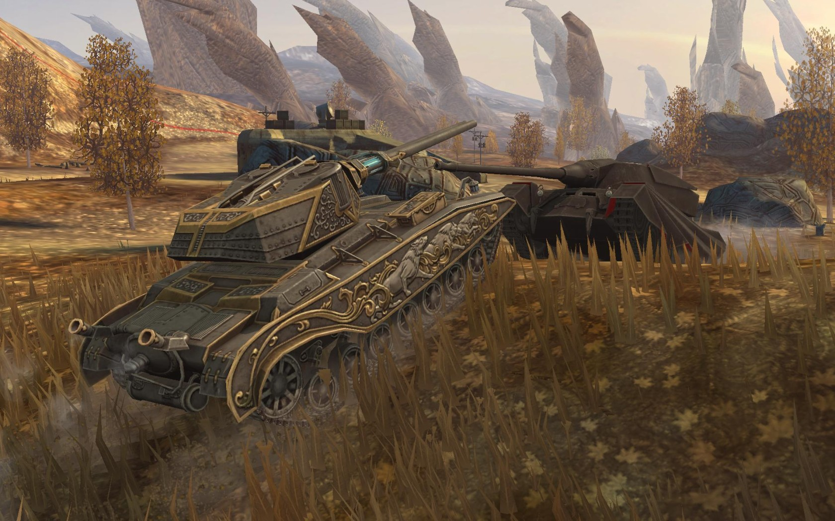 World of Tanks Blitz on Steam