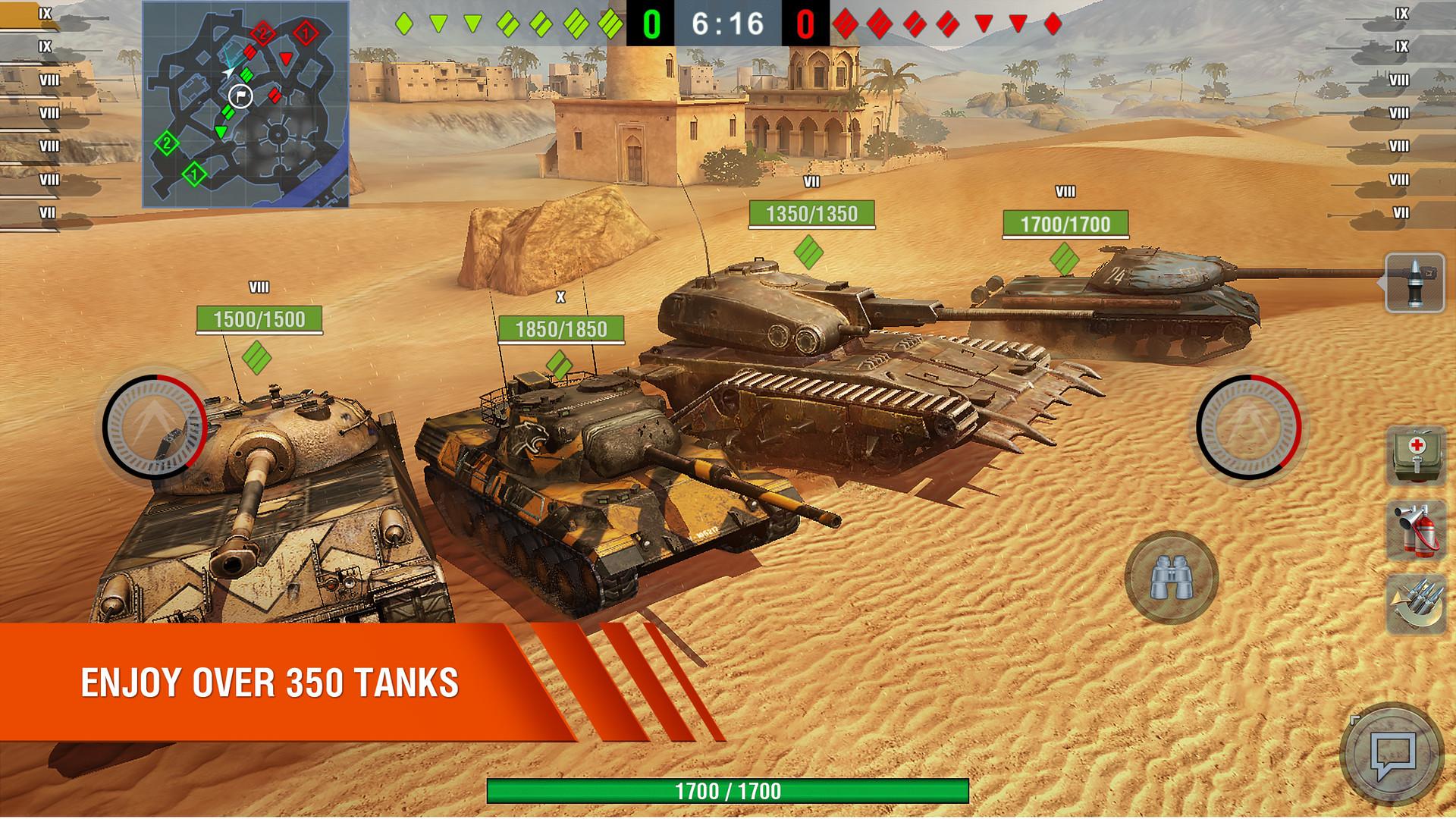 World of Tanks Blitz on Steam