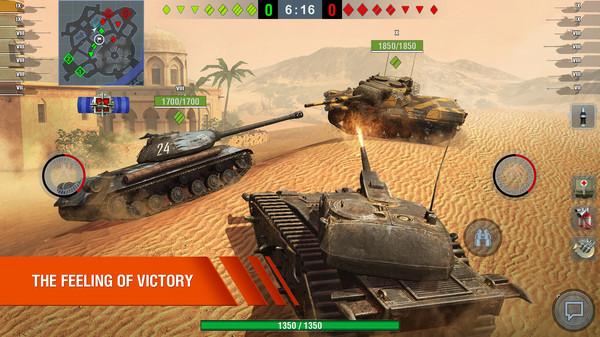 World of Tanks Blitz Screenshot
