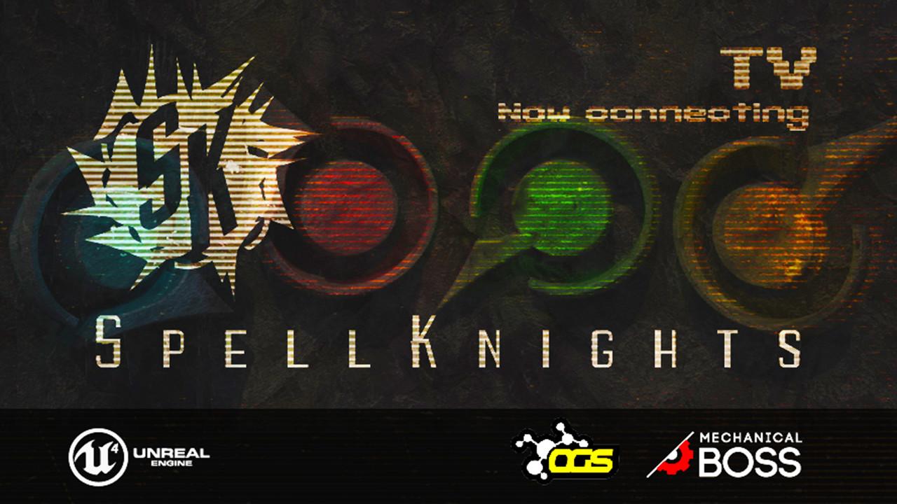SpellKnights on Steam