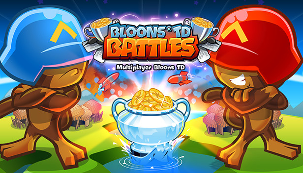 bloons td battles free online game