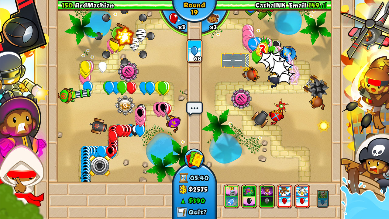 Bloons TD Battles on Steam