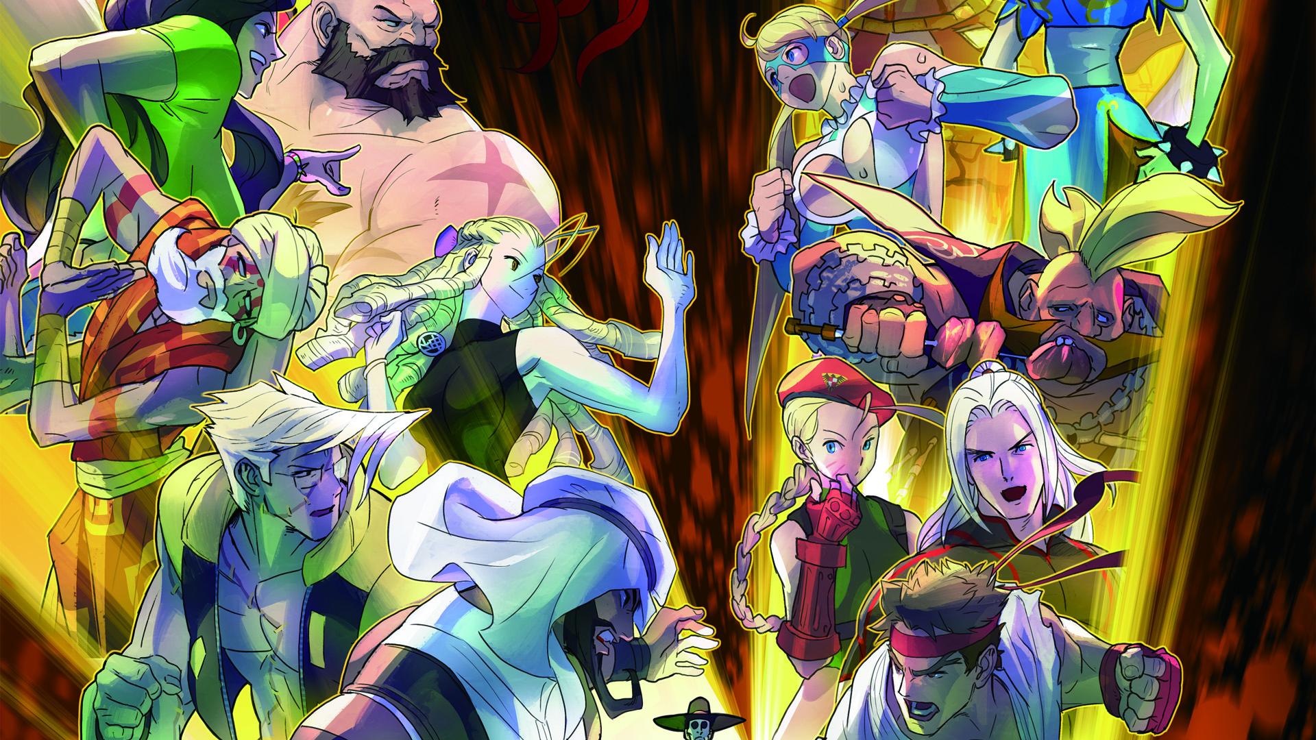 Street Fighter V Original Soundtrack