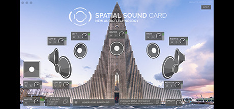 SPATIAL SOUND CARD on Steam