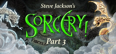Sorcery! Part 3 cover art