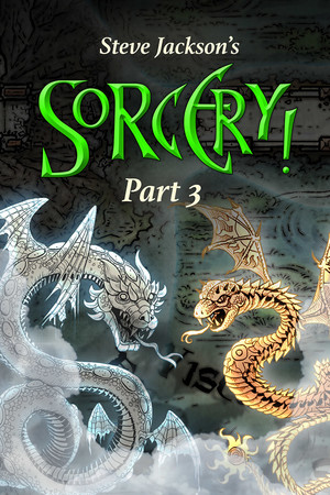 Sorcery! Part 3 poster image on Steam Backlog