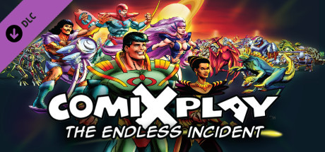 ComixPlay #1: The Endless Incident Bonus Content on Steam