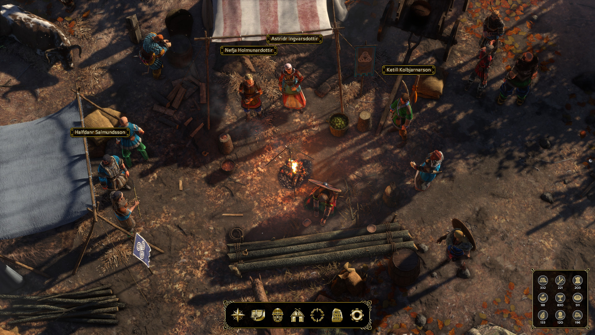Expeditions: Viking Screenshot 2