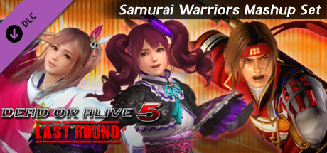 DOA5LR Samurai theme costumes on Steam