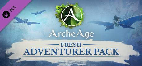 ArcheAge: Fresh Adventurer Pack on Steam