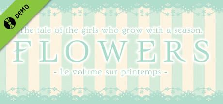 Flowers -Le volume sur printemps- Demo