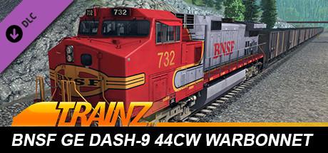 Trainz Driver DLC: BNSF GE Dash-9 44CW Warbonnet on Steam