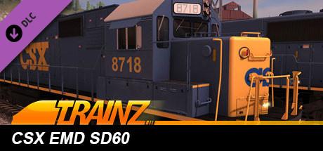 Trainz Driver DLC: CSX EMD SD60 on Steam