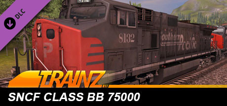 Trainz Driver DLC: Southern Pacific GE CW44-9 on Steam