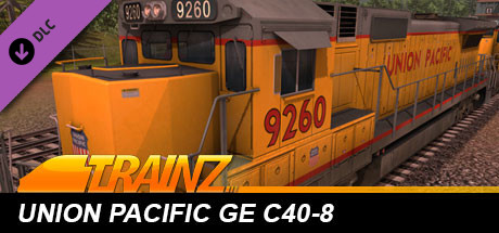 Trainz Driver DLC: Union Pacific GE C40-8 on Steam